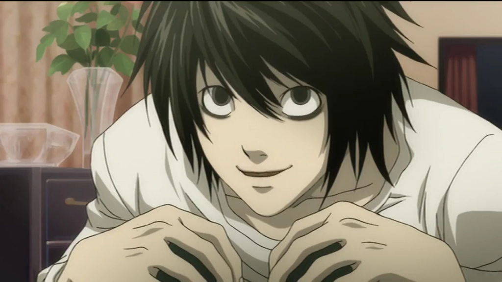 death note is a dark anime